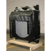 Durable Diesel Engine Radiator , Engine Cooling Radiator For Generator Set