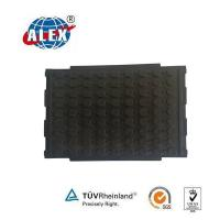 Quality Railway Shockproof Rubber Pad for Railroad Construction for sale