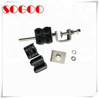 Quality Wireless Site RF Coaxial Feeder Cable Clamp For 7/8 Coax Cable Fixing / Cable Hanger for sale