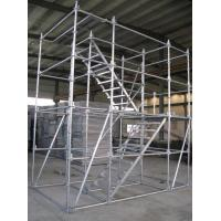Quality Shoring Frame Systems. Galvanized space frame scaffolding for sale