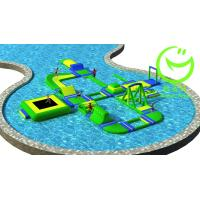 Quality Inflatable water park with warranty 48months from GREAT TOYS LTD for sale