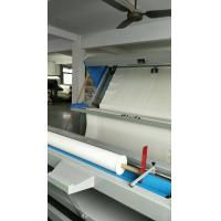 Quality Roll To Roll Fabric Checking Machine Wear Resistance Low Noise 1.5kw Power for sale