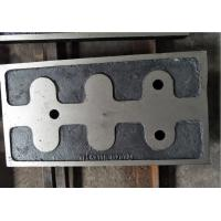 Quality Chrome-Moly Steel wear parts for crusher machine and mine mill for sale