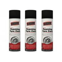 Quality ROHS Certificate Tyre Foam Spray Non Toxic For Dirt And Gum APK-8307 for sale