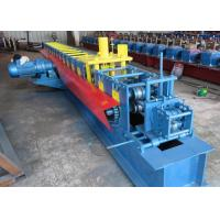 Quality Roller Shutter Door Roll Forming Machine 5.5mx1mx1.4m 8m/min - 12m/min Speed for sale