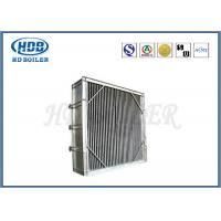 Quality Horizontal And Vertical Style Boiler Spare Parts , Tubular Steam Air Preheater For Boiler for sale