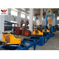 Quality Factory Price Assembly Welding Straightening combined H beam machine for sale