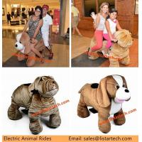 Ridable Animals Motorized Animal Rides for Mall, Amusement Park, Party, Carnival Halloween for sale
