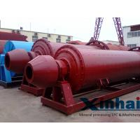 Quality Wet Type ore grinding Overflow Ball Mill Energy Saving High Power for sale