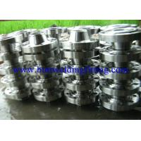 China Flange Blind Welding Neck Slip On   Flanges A182 Grade F1 Alloy Steels flange B16.5 on sale