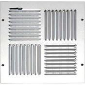 Quality Round Zero Degree Linear Bar Grille for sale