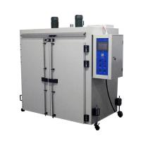 China OEM / ODM Spray Paint Drying Industrial Oven , Portable Hot Air Oven For Car Painting Dryer Room on sale