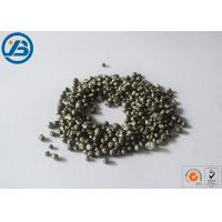 Quality Light Weight 99.98% Pure Magnesium Particles Granules 3-8mm Dia for sale