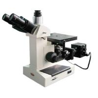 Quality Trinocular Practical Metallurgical Microscope 6v 30w Illuminator For Colleges / Factories for sale