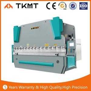 China Cn best Brand 4 axis CNC Press Brake 135 ton,CNC Hydraulic Press Brake 135T/3050 with Delem DA52s CNC on sale