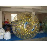 Quality Inflatable Zorb Ball Sport of Rolling Down A Hill Inside A Giant Inflatable Ball for sale