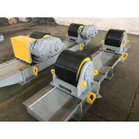 Quality 80 Ton Wind Tower welding Turning Rolls With 800 ~ 5000 mm Vessels Diameter Range for sale