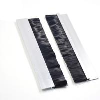 China Economic Under Gate Brushes Stainless Steel Base For Windows Accessories for sale