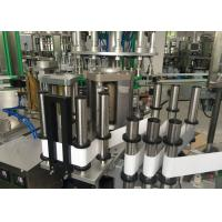 Quality Small Capacity Hot Melt Opp Labeling Machine , Automatic Bottle Labeler 5000BPH for sale