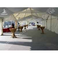 Buy cheap High Peak Lining Style Aluminum Frame Pagoda Wedding Marquwee Tent Structure from wholesalers