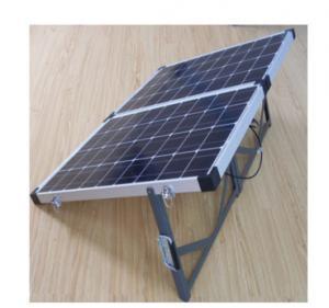 China Crystalline Silicon Foldable Solar Panel , Folding Solar Panels For Caravans on sale