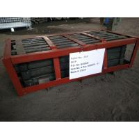 Buy cheap Alloy Steel Wear-resistant Castings Cr-Mo Alloy Steel Grizzly Screen Slots from wholesalers
