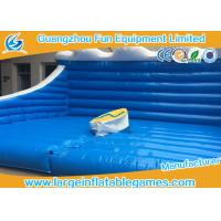 Quality Super Popular Jet Surf Air Inflatable Surfboard Mechanical Rodeo Game For Adults for sale
