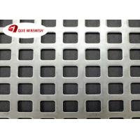 Quality Regular  stagger decorative perforated stainless steel sheet  for USA, EU, Africa market for sale