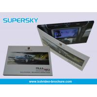 Quality 500mAh - 10000mAh Bettery Digital Video Brochure With Magnetic Switch for sale