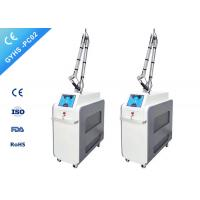 China 2000W Picosecond ND YAG Laser Tattoo Removal Machine 755nm Q - Switched on sale