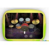 Multi-touch Screen Drums Games for Kids
