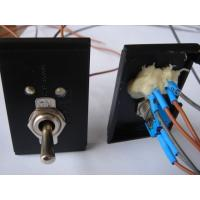 Buy cheap 125/250VAC Electronic Micro Toggle Switch , Industrial Toggle Switches On Off from wholesalers
