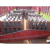 Quality Steel Cr-Mo Wear Alloy Steel Castings Liners For Conch Cement Mill for sale