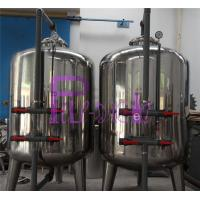 Quality UV Sterilizer Mineral Water Purifying Machine Automatic Water Treatment Equipment for sale