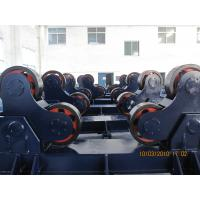Quality 120000lbs Heavy Duty Pipe Rollers Hydraulic Control Wheel Motorized Moving for sale