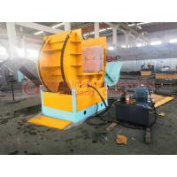 Steel Plate Automatic Turnover Machine With Four Wheel Mechanism