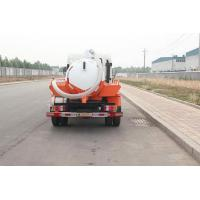 China Total Weight (Kg) 6495 Sewage Suction Truck Steering Wheel ISO on sale