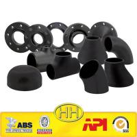 Quality Butt-Welding Steel Pipe Fittings for sale