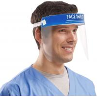 Quality CE FDA Approval Clear Plastic Face Shield , Full Face Shield Environmental Firendly for sale