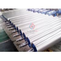 Heavy Duty Paper Mill Rollers Custom 850 To 1000 HV Hot Pressing High Strength for sale