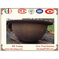 Quality Aluminum Melting Pot for Smelters &Refineries for Metal Industry EB4071 for sale