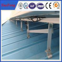 Quality tile roof solar mounting system/roof solar system mounting for sale
