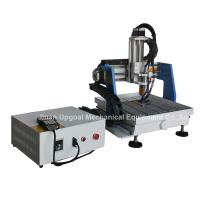 Buy Desktop 360*360mm Mini CNC Metal Carving Machine with DSP Control at wholesale prices