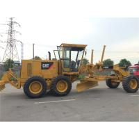 China Used Caterpillar 140 Motor Grader 185HP engine Cat 140h Grader with Ripper on sale