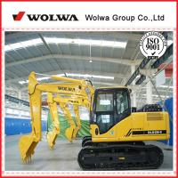 Quality china machine shandong excavator DLS130-9 for sale
