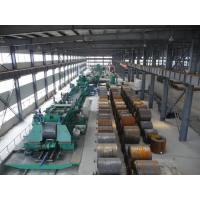 China Spiral Welded Pipe Mill on sale