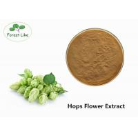 China Food Additives Plant Extract Powder Hops Flower Extract for Beer Brewing on sale
