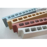 Quality Waterproof Terracotta Cladding Insulated Building PanelsWith Wind Resistance for sale