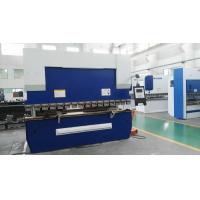 Quality Automatic CNC Press Brake Steel Plate Bending Machine ISO 9001 Certification for sale