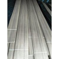 Quality Well-Sliced Rift American Walnut Natural Wood Veneer for sale